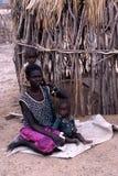 Madre e bambini Immagini Stock