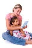 Madre e figlia. Immagini Stock Libere da Diritti