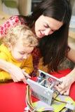Madre e figlio. fotografia stock libera da diritti