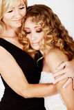 Madre e hija fotos de archivo libres de regalías