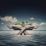Madre natura. Fotografia Stock Libera da Diritti