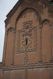 Madre santa della st della decorazione della chiesa di Dio Fotografia Stock