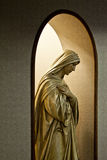 Madre santa nelle quiete Fotografia Stock Libera da Diritti