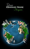 Madre tierra Imagen de archivo libre de regalías