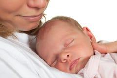 Madre y bebé Fotos de archivo