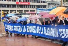 Madres de Plaza de Mayo Fotografia Stock Libera da Diritti