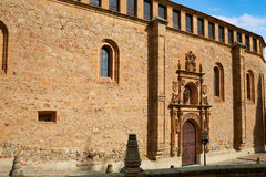 Madres Dominicas in Salamanca at Spain Stock Photography