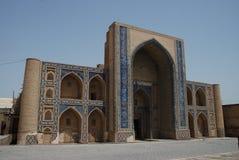 Madressa Uzbekistan Stockfotos