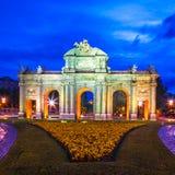 Madri, Espanha Imagens de Stock Royalty Free