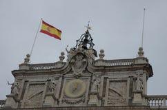madrid Испания Стоковая Фотография RF