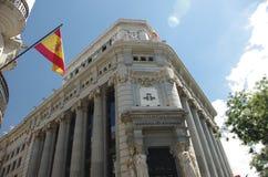 madrid Испания Стоковая Фотография