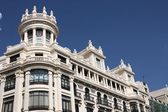 madrid Royaltyfri Foto