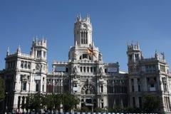 Madrid Royalty Free Stock Photo