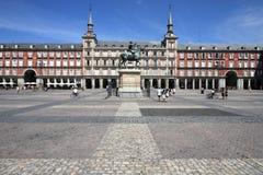 Madrid Imagen de archivo libre de regalías