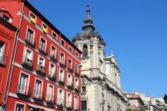 Madrid Arkivbilder