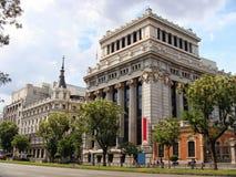 Madrid Immagine Stock Libera da Diritti