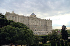 Madrid 4 Royalty Free Stock Photography