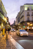 madrid Imagem de Stock Royalty Free