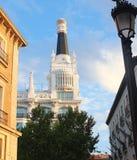 Madrid ; architecture moderne de s photos stock