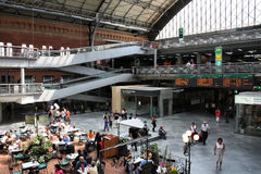Madrid Atocha Royalty Free Stock Photo