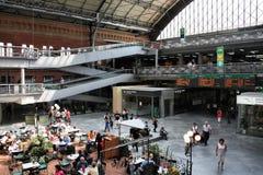 Madrid Atocha Foto de archivo libre de regalías