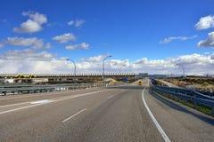 Madrid - Barajas Photographie stock libre de droits