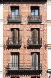 Madrid buildings, Spain Stock Photography