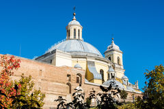 Madrid city - shots of Spain Royalty Free Stock Images