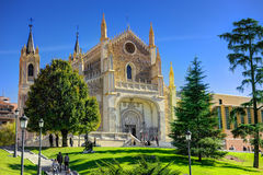 Madrid city, shots of Spain - Travel Europe royalty free stock photography