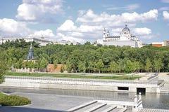 Madrid city, Spain, Europe Stock Image