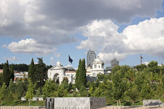 Madrid city, Spain, Europe Royalty Free Stock Images