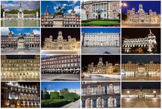 Madrid Stock Photography