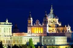 Madrid, España imagen de archivo