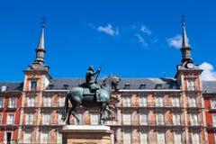 Madrid, España imagen de archivo libre de regalías