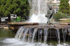 Plaza de Espana, Madrid Fotografía de archivo libre de regalías