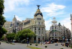 Madrid, Espagne photo stock