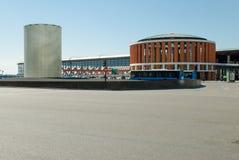 Madrid, Espagne-avril, 2,2010 Station d'Atocha, Madrid l'espagne Photo stock