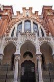 Madrid - facciata di Iglesia de la Paloma Immagini Stock Libere da Diritti