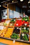 Madrid Frucht und Veg Lizenzfreie Stockbilder