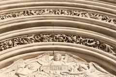 Madrid landmark royaltyfri bild