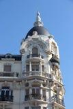 Madrid landmark Royalty Free Stock Photo