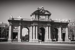 Madrid landmark Stock Image