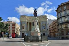 Madrid Royalty Free Stock Photos