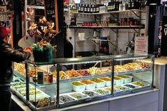 Madrid - Mercado San Miguel Photographie stock libre de droits