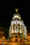 View of Madrid Stock Image