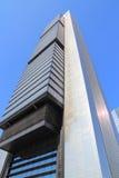 Madrid moderna Immagine Stock Libera da Diritti