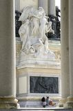 Madrid, Monument zur Freiheit Lizenzfreie Stockfotos