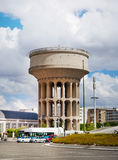 Madrid, old water tower Royalty Free Stock Photos