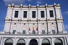 Madrid Opera Royalty Free Stock Image