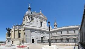 Madrid panorama Royalty Free Stock Photography